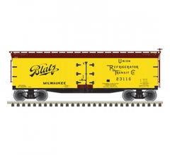 Atlas #50005617 40' WOOD REEFER BLATZ #23107