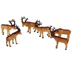 Lionel #6-24251 Polar Express Caribou Animal Pack