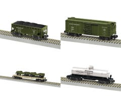 American Flyer #2119300 US Army Freight Pack