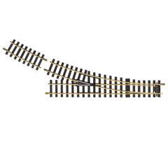 PIKO 35227 Manual Switch Right R7 22.5 Deg (61.60in)