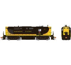 Rapido #31581 RS-11 w/DCC/Sound: Northern Pacific - Delivery: #913