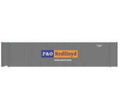 Atlas #50004982 45' Container - P&O Nedlloyd Set #2