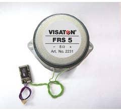 Piko #36192 Sound Kit for Railbus VT98/VS98 (Requires Decoder)