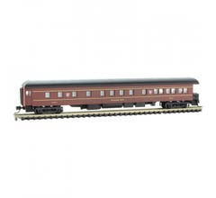 Micro Trains #14400360 Pennsylvania Heavyweight Observation Car