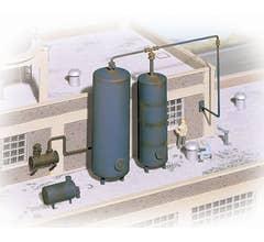 Walthers #933-3514 Industrial Storage Tanks