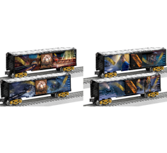 Lionel #6-83645 Polar Express Boxcar 2-Pack