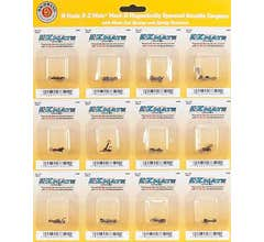Bachmann #78501-12 Magnetically Operated E-Z Mate Mark II Couplers Long (12 packs)