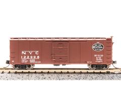 Broadway Limited #3668 NYC Steel Box Car #121334