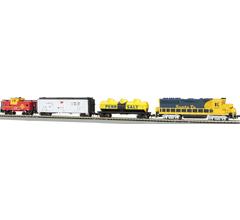 Bachmann #24013 Thunder Valley / Santa Fe w/Nickel Silver E-Z Track System