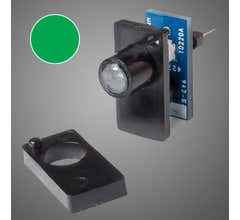 Walthers #942-154 Single Color LED Fascia Indicator Green