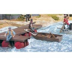 PIKO #62283 Row Boat (1 pcs)