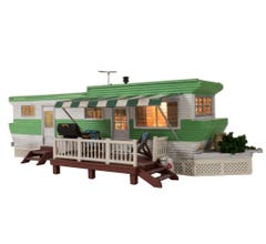Woodland Scenics BR4950 Built-up Grill'in & Chill'in Trailer