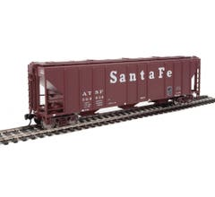 Walthers #910-7452 50' Pullman-Standard PS-2 CD 4427 Covered Hopper - Santa Fe #302930