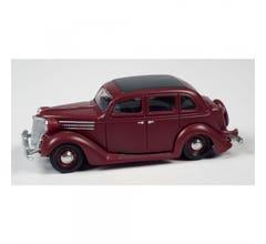 Classic Metal Works #30612 1936 FORD SEDAN (FORD MAROON)