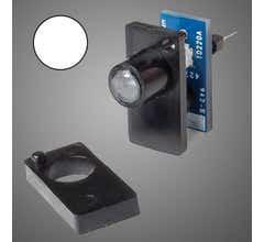 Walthers #942-157 Single Color LED Fascia Indicator White
