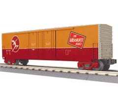 MTH #30-71055 50' Double Door Plugged Boxcar - Milwaukee Road