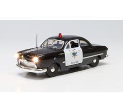 Woodland Scenics #JP5973 Just Plug Police Car