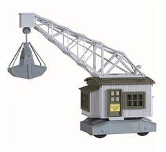Model Power #648 M Walker & Son Sand & Gravel Crane Built Up