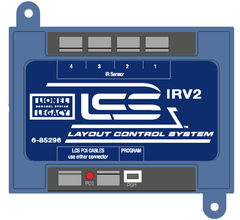 Lionel 85296 LCS SensorTrack 2 (IRV2)