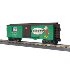 MTH #30-71063 Box Car w/Power Meter - New York Central