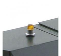 Athearn #G62296 Xenon Strobe Large Base Set (6 pcs)