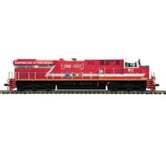 MTH #80-2400-0 ES44AC Diesel Engine (DCC Ready) - CSX (First Responders)
