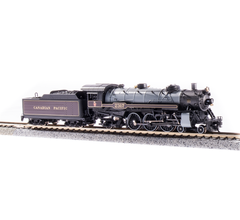 Broadway Limited #6250 Light Pacific 4-6-2 CP #2317 Paragon3 Sound/DC/DCC