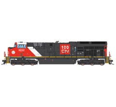 """Intermountain #497108S GE Evolution Series Tier 4 Loco With DCC & Sound - Canadian National """"100th Anniversary"""""""