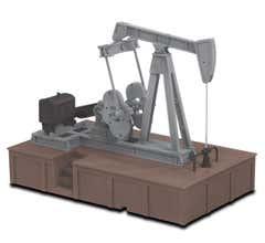 Lionel #6-82016 Oil Pump (Plug N Play)