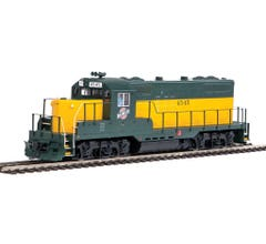 Walthers #910-10419 EMD GP9 Phase II with Chopped Nose - Chicago & North Western #4545