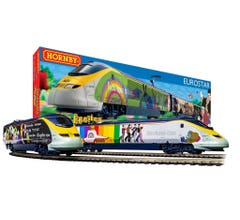 Hornby #R1253 The Beatles 'Yellow Submarine' Eurostar Train Set