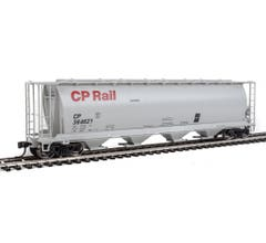 Walthers 910-7819 59' Cylindrical Hopper - Canadian Pacific #384621