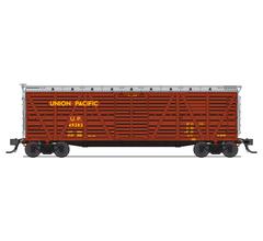 Broadway Limited #5893 UP Stock Car Hog Sounds