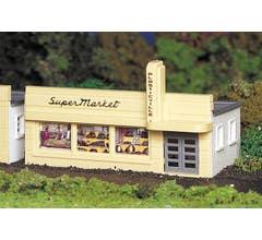 Bachmann #45141 Supermarket Kit