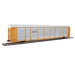 Walthers #920-101429 89' Thrall Enclosed Tri-Level Auto Carrier - TTX ETTX Flat #331231/710686