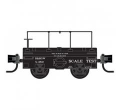 Micro Trains #12100170 Denver & Rio Grande Western Test Car