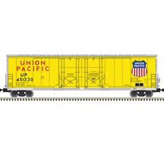 Atlas #20005418 53' Evans Double Plug Door Box Car - Union Pacific #451299