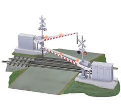 Lionel 12062 Grade Crossing with Gates and Flashers