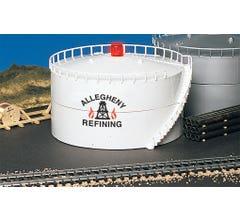 Bachmann #46219 Oil Storage Tank w/LED Light - Allegheny Oil
