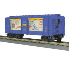 MTH 30-79512 CSX Operating Action Car
