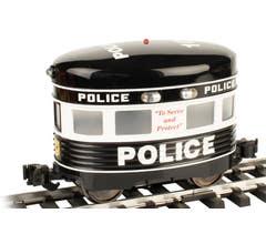 Bachmann #96286 Police Eggliner