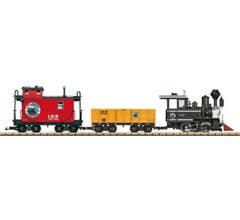 LGB #72426 Lake George & Boulder American Freight Car Set