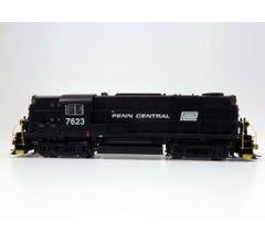 Rapido #31531 Alco RS-11 Locomotive w/DC/DCC/Sound - Penn Central #7618