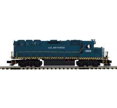 MTH #20-21469-1 US Air Force GP-40 Diesel Engine w/Proto-Sound 3.0 (Hi-Rail Wheels)