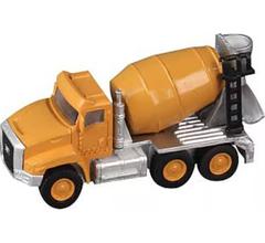 Daron #CAT39515 HO CAT Cement Mixer 1/94