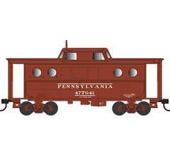 Bowser #42532 PRR N-5c Caboose - Pennsylvania