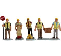 Lionel #6-82872 Loader/Unloader Workers Figure Pack (Loading Dock Workers)