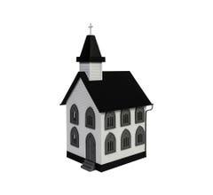 Lionel HO #1967110 Church Kit