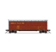 Broadway Limited #6583 UP Stock Car Hog Sounds