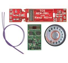 TCS #1772 WDK-ATH-1 WOWKit DCC Sound Conversion Kit